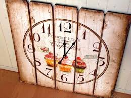 oversized wall clocks square u2014 jen u0026 joes design buying the