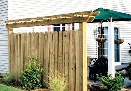 Backyard Screening Ideas Wood Privacy Screen Ideas Wooden Fence Screens Outdoors Outdoor