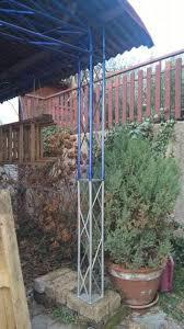 tralicci in ferro tettoia in traliccio di ferro a cavaion veronese kijiji annunci