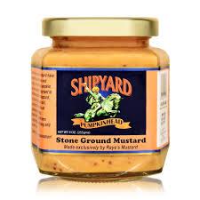 ground mustard shipyard pumkinhead ground mustard raye s mustard