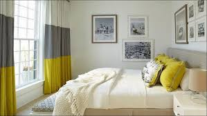 Yellow Gray Curtains Interiors Magnificent Yellow Gray White Curtains Pink And Gray