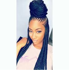 braided pin up hairstyle for black women pin by misty chaunti on braided up pinterest black girls