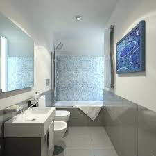 narrow bathroom designs narrow bathroom design simple kitchen detail