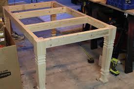 diy farm table plans endearing diy dining room table plans with diy farmhouse table free
