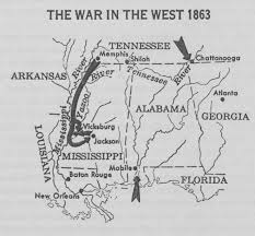 the importance of the western theater in the american civil war