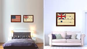 country vintage home decor australian white ensign city australia country vintage flag home