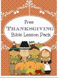 free thanksgiving bible lesson pack pink casa
