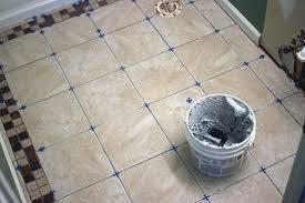 how to install bathroom floor tile how tos diy addlocalnews com