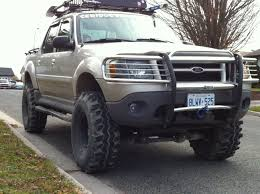lifted sport tracs picture thread page 43 ford explorer and