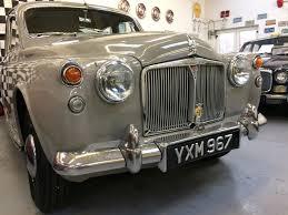 black u0026 white classics rover 100 p4 1960