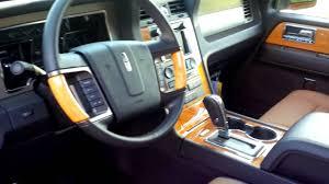 Lincoln Navigator 2015 Interior 2014 Lincoln Navigator L Limited Edition Youtube