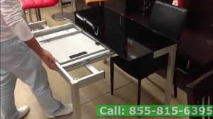 Dining Room Sets Orlando by Folding Table Orlando Modern Dining Table For Sale Youtube
