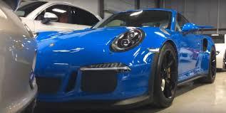 blue porsche 2016 voodoo blue porsche 911 gt3 rs makes gt silver metallic gt3 rs