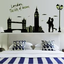 compare prices on window big stickers online shopping buy low 2016 new diy home decoration luminous wall sticker big size fluorescence landscape wall stickers for living