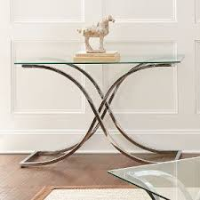 buy a sofa console table at rc willey for your den