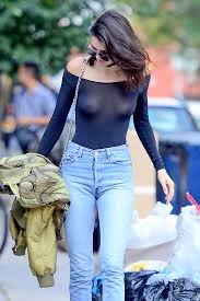 with nipple rings images Kendall jenner lets her nipple rings out while shopping in nyc jpg