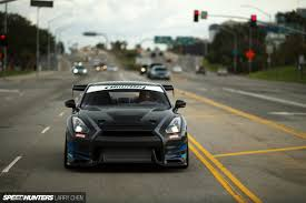 nissan gtr matte black and red welcome to tuning heaven bulletproof u0027s carbon gt r speedhunters