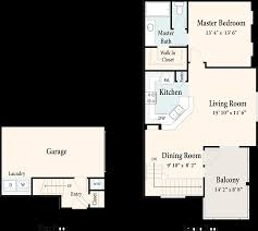 2 room flat floor plan the enclave at homecoming terra vista apartments in rancho cucamonga