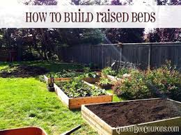 42 diy raised garden bed plans u0026 ideas you can build in a day