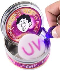 crazy aarons black friday deals amazon phantom uv thinking putty changes color under ultraviolet light