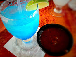 blue margarita bite and booze july 2011