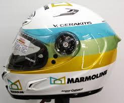 motocross helmet painting lekare helmets designs moto helmets