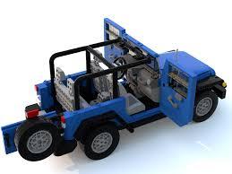 jeep rubicon 2017 2 door lego ideas jeep wrangler jk 2 doors