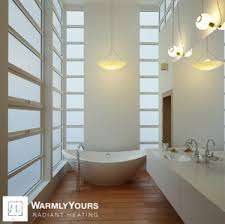 Heated Floors In Bathroom Radiant Heat And Bamboo Floors 3 Tips For A Successful Installation