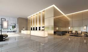 Modern Hotel Lobby Interior Design Ideas - Lobby interior design ideas