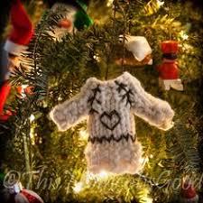 loom knit santa toilet paper cover fiber arts loom knitting