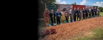 ttu resume builder facilities planning construction texas tech university system texas tech breaks ground on school of theatre and dance complex