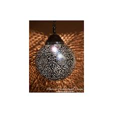moroccan hanging lights for bathroom