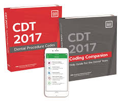ada releases cdt 2017 dental procedure codes orthodontic products