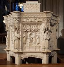 canterbury pulpit washington national cathedral