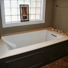 bathroom stylish kohler archer tub for your bathroom decor