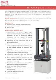 universal testing machine 10kn shenzhen wance testing machine co universal testing machine 10kn 1 3 pages