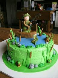 the 25 best fisherman cake ideas on pinterest fishing theme