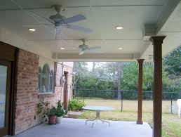 Patio Fans With Misters by Outdoor Patio Ceiling Ideas Patio Ideas And Patio Design Intended