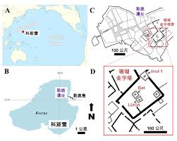 Micronesia Map Spotlight Ntu Researcher Proves Micronesia U0027s Coral Pyramidal
