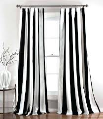 Yellow Striped Curtains Stunning Blue And White Striped Curtains Black Best Stripe Ideas