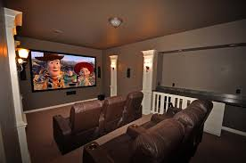 Dallas Home Theater Basic Media Rooms - Home theater design dallas