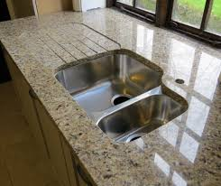granite countertop kitchen cabinets pictures white copper