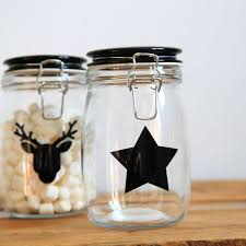bocaux decoration cuisine 25 best bocaux en verre images on glass jars jar