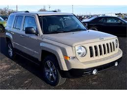 jeep patriot 2017 jeep patriot latitude in clovis nm bender chrysler dodge