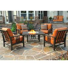 Fire Pit Tables And Chairs Sets - gas fire pit seating sets tag fire pit furniture sets fire pit