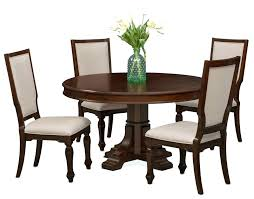bobs furniture round dining table small round dining tables table with 4 chairs oak and white leaf