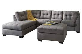 Sectional With Ottoman Malo Sectional Ottoman At Gardner White