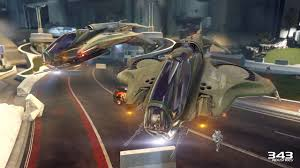 Warzone Maps 343 Unveils New Unsc Flying Vehicle U0026 As Well New Warzone Boss