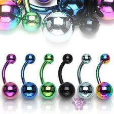 belly rings titanium images Belly button rings tulsa body jewelry jpg