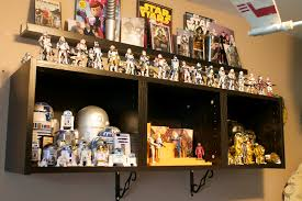 Shelves For Collectibles by Fully Operational Fandom The Star Wars Collector Within Us All